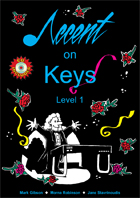 Accent on Keys Book 1