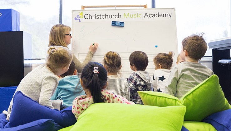*Welcome to Christchurch Music Academy*